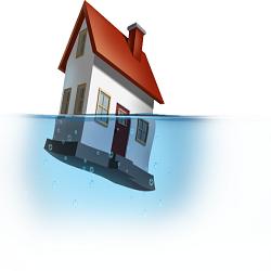 identifying water damage