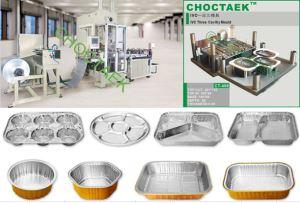 aluminum foil container machine price