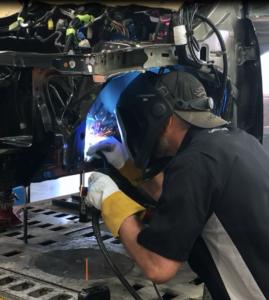 greensboro auto body repair shop